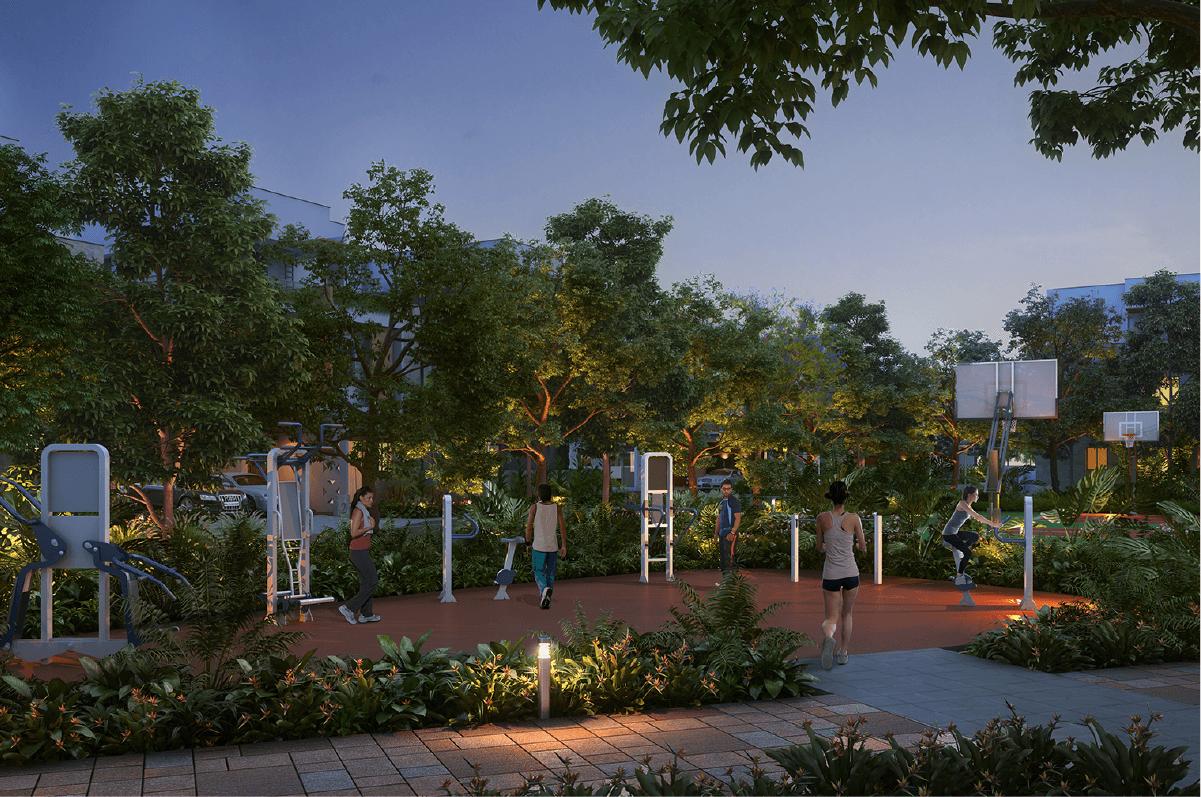 4 & 5 Bhk Villas-Vertex Kingston Park
