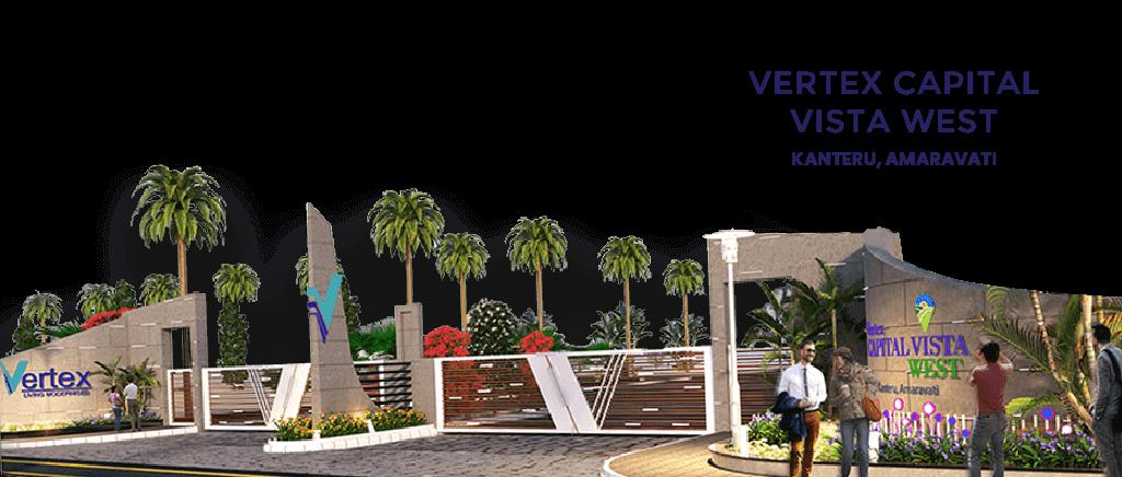Open Plots for Sale in Kanteru - VERTEX CAPITAL VISTA WEST