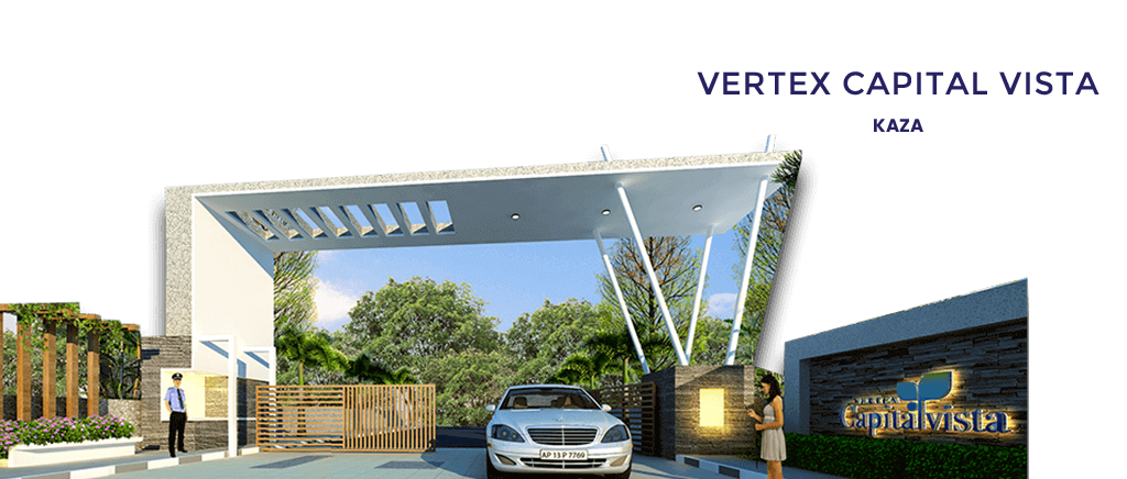 Open Plots in kaza - VERTEX CAPITAL VISTA