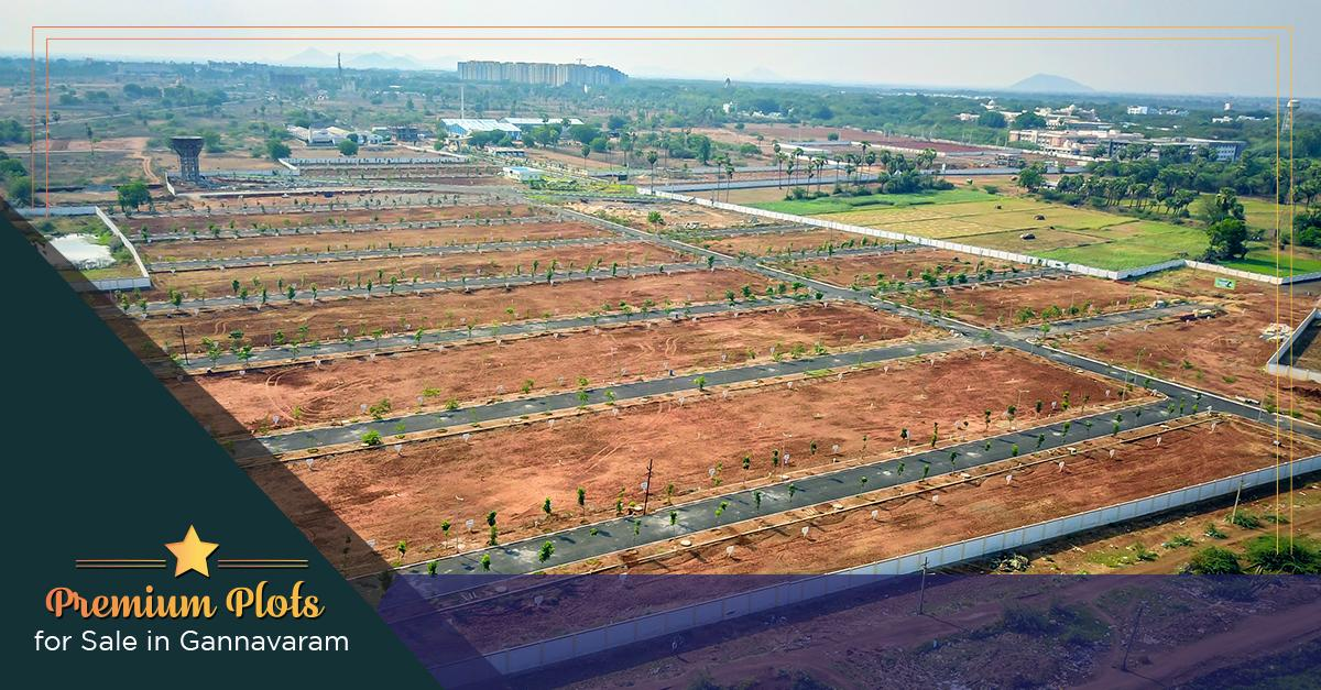 Premium Plots for Sale in Gannavaram