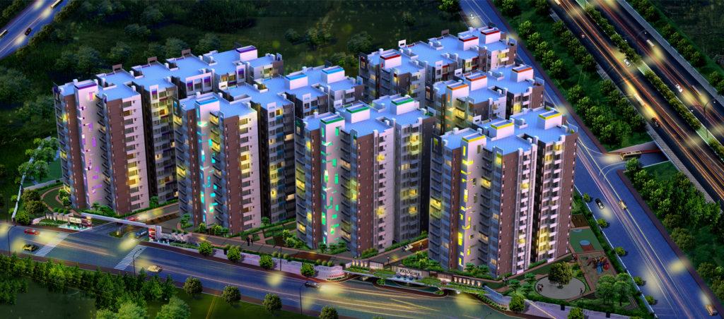 Luxury Apartments in Gachibowli - Vertex Panache