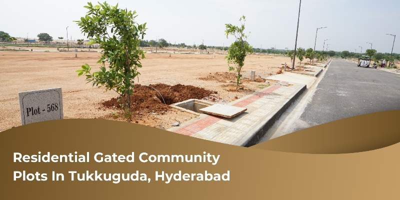 Residential Gated Community Plots in Tukkuguda, Hyderabad