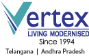 vertexhomes logo